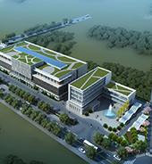 浙江芭薇生产基地规划图