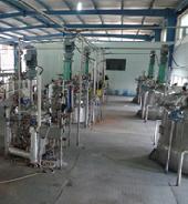 精油提炼厂内部