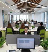 广州运营中心办公场景1