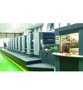 19德国海德堡速霸CD102(8+L)8色UV胶印机2