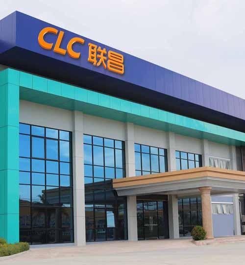 2013年企业启动了泰国联昌生产基地建设项目