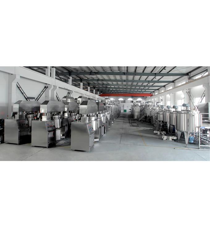 上海工厂组装车间