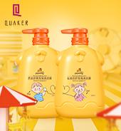 OEM-1男女童沐浴露产品
