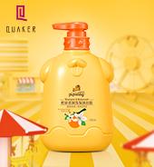 OEM-320沐浴露产品海报图